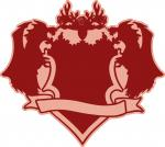 Royal House Crests: Royal Crest 4