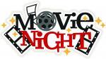 Movie Night Title