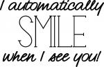 Smile When I See You