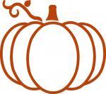 Autumn Harvest Collection: Pumpkin