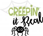 Cheeky Halloween Collection: Creepin it Real