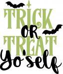 Cheeky Halloween Collection: Trick or Treat Yo'self