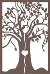 Gatefold Card Collection: Heart in Tree 5 x 7