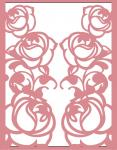 Gatefold Card Collection: Roses 4.25 x 5.5