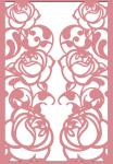 Gatefold Card Collection: Roses 5 x 7