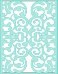 Gatefold Card Collection: Scroll 4.25 x 5.5