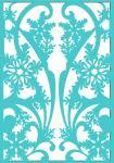 Gatefold Card Collection: Snowflake 5 x 7