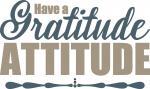DIY Signs Collection: Have a Gratitude Attitude