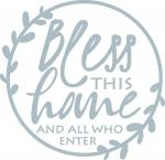Home Signs Collection: Bless this Home