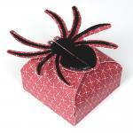 Halloween Easy Treat Boxes: Spider Box