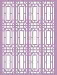 Gatefold Cards 2 Collection: Art Deco 4.25 x 5.5