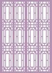 Gatefold Cards 2 Collection: Art Deco 5 x 7