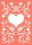 Gatefold Cards Collection 2: Spring Heart 5 x 7