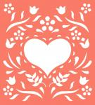 Gatefold Cards Collection 2: Spring Heart Panel