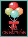 Scrapbook Pocket Cards Collection: Celebrate
