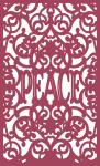 Lacy Box Collection: Peace Panel