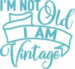 I'm Vintage