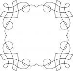 SLF Entwine Collection: Flourish Frame