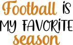 Tailgate Collection:  Football is my Favorite Season