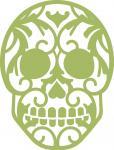 Leaves Sugar Skull-1