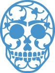 Vine Sugar Skull-1