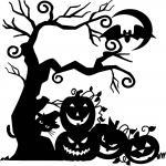 Halloween Scene