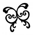 Flourish Butterfly