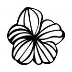 Stripe Flower
