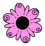 Swirl Flower