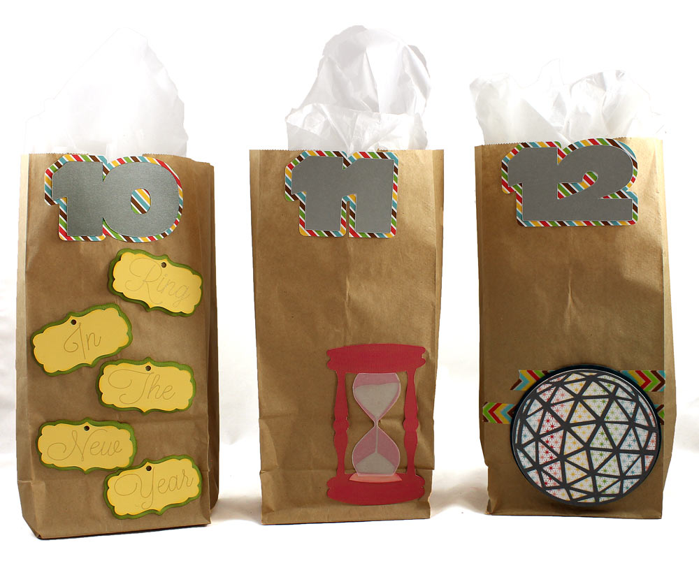 New Years Hour Bags