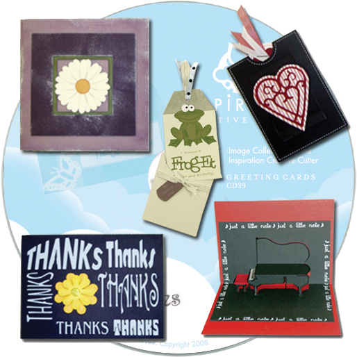 CD 39: Greeting Cards