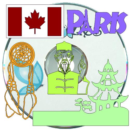 Swap 2: Cutting Around the World CD