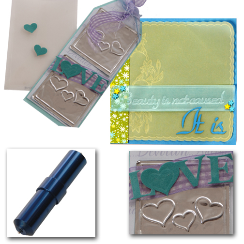 Inspiration Embossing Tool