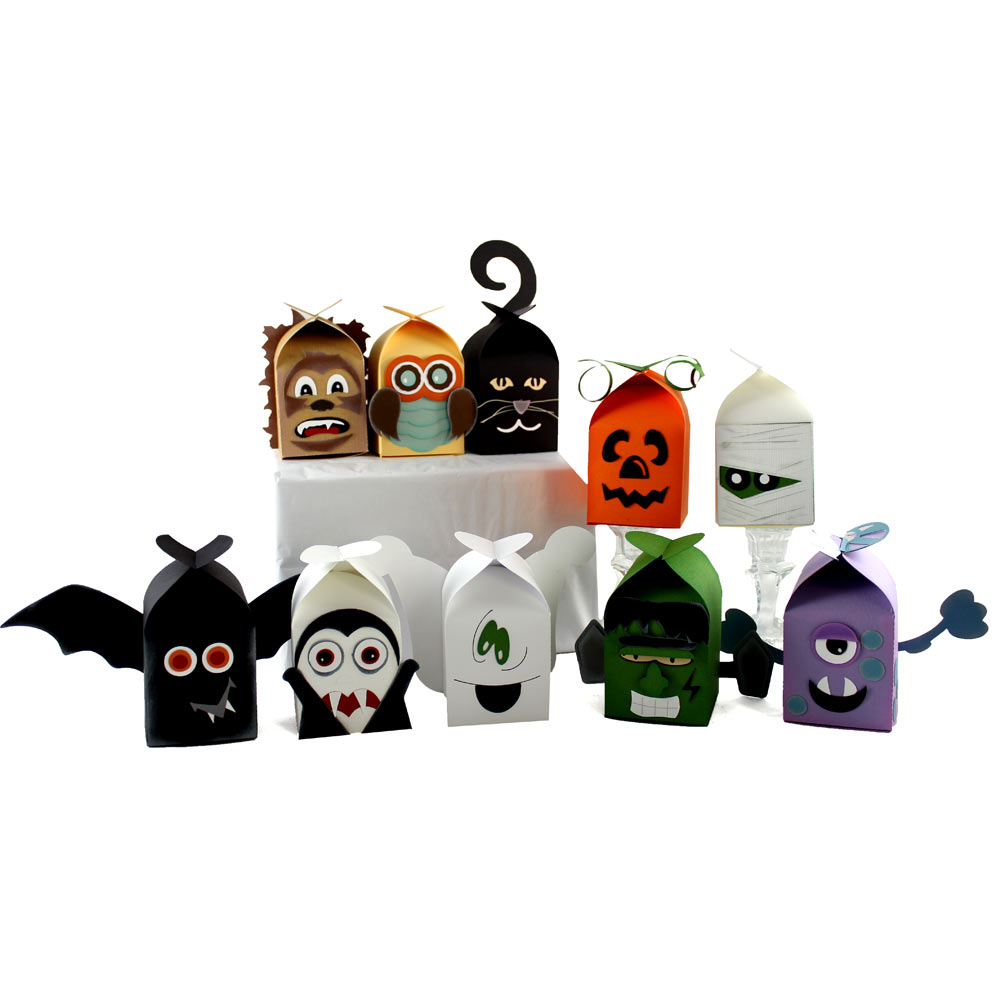 Halloween Treats Cutting Collection