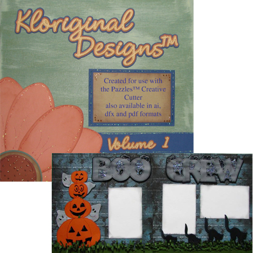 Kloriginal Designs: Volume 1