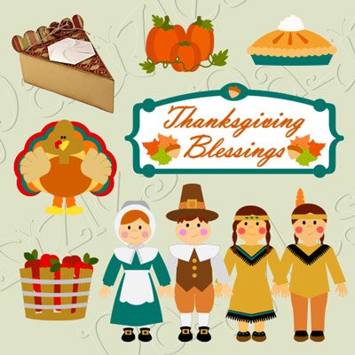 Thanksgiving Blessings