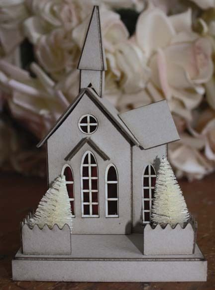 Melissa Frances Steeple House