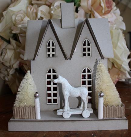 Melissa Frances Large Twin Peaks House Kit
