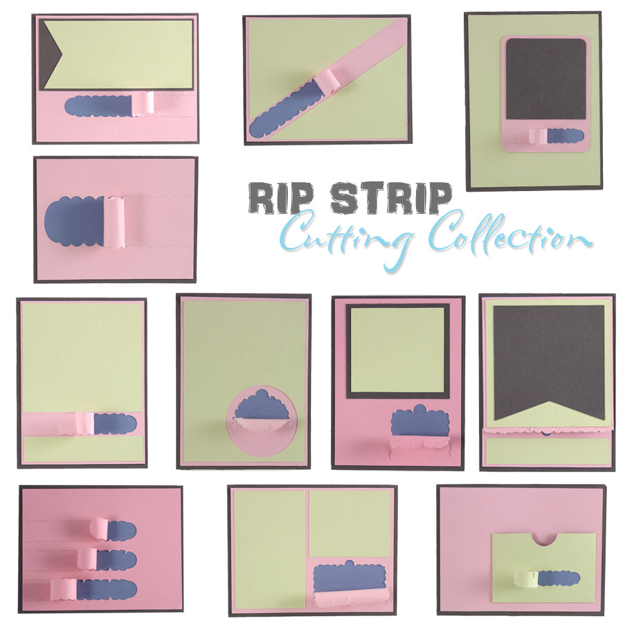 Rip Strip Cutting Collection