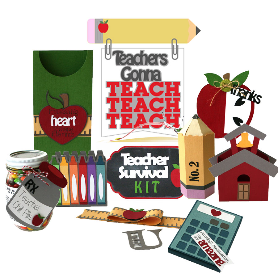 Teachers Pet Cutting Collection