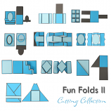 Fun Folds 2 Card Bases Collection