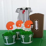 Football Fanatic Party Cutting Collection