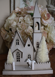 Melissa Frances Large Church House Kit