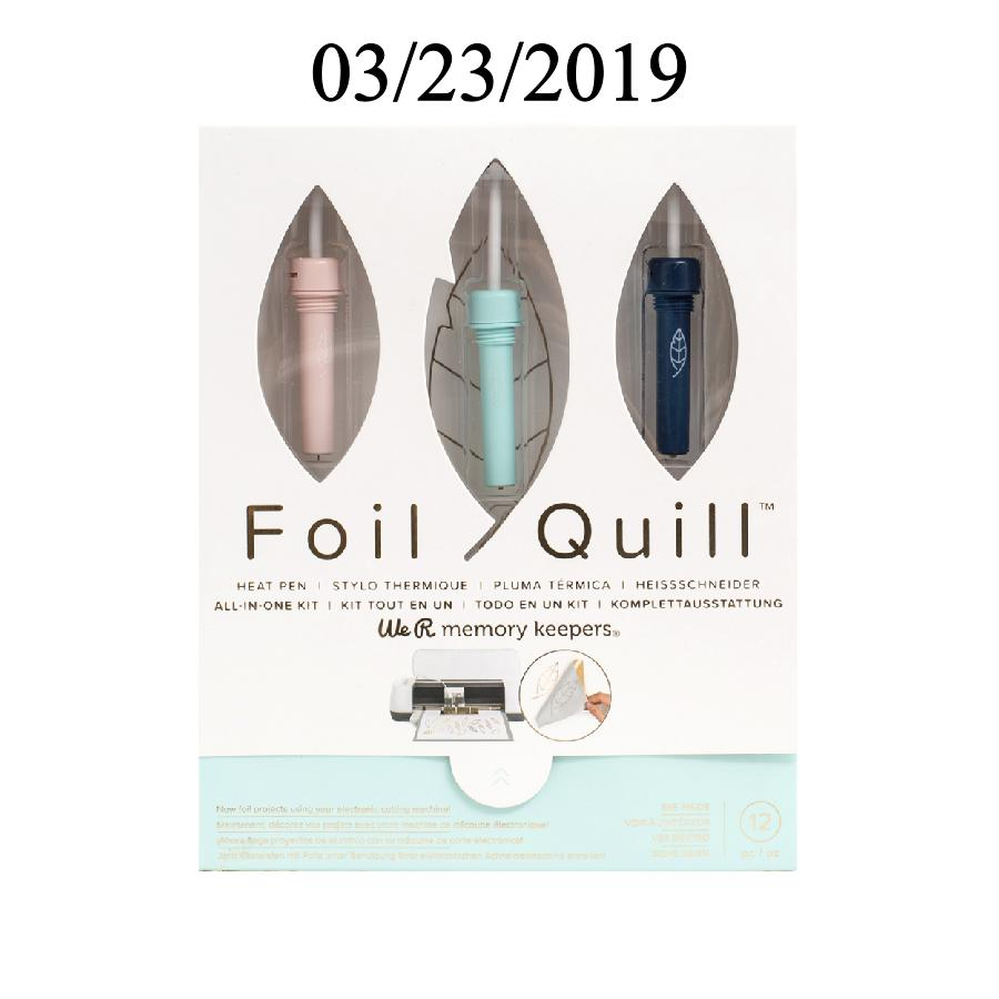 WRMK Foil Quill