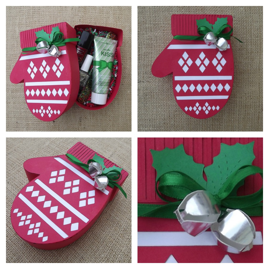 christmas and a wonderful holiday season 12 gifts mitten box collage 900x900 - The 12 Gifts Of Christmas