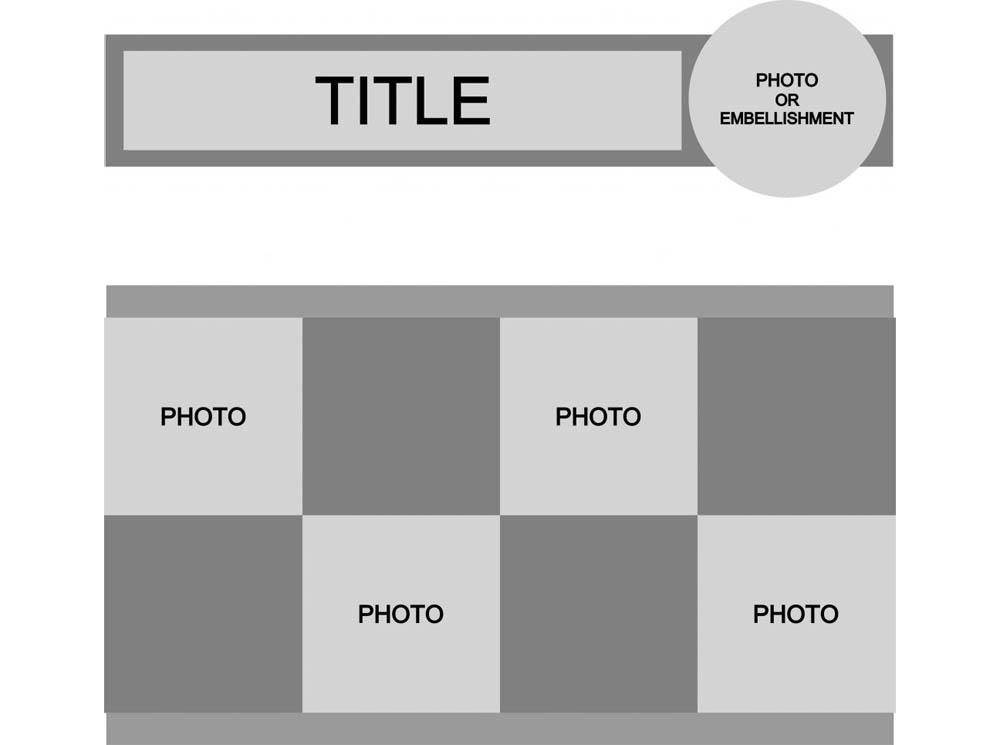 4 Photos Page