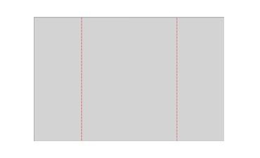 4.25 x 5.5 Gatefold Card