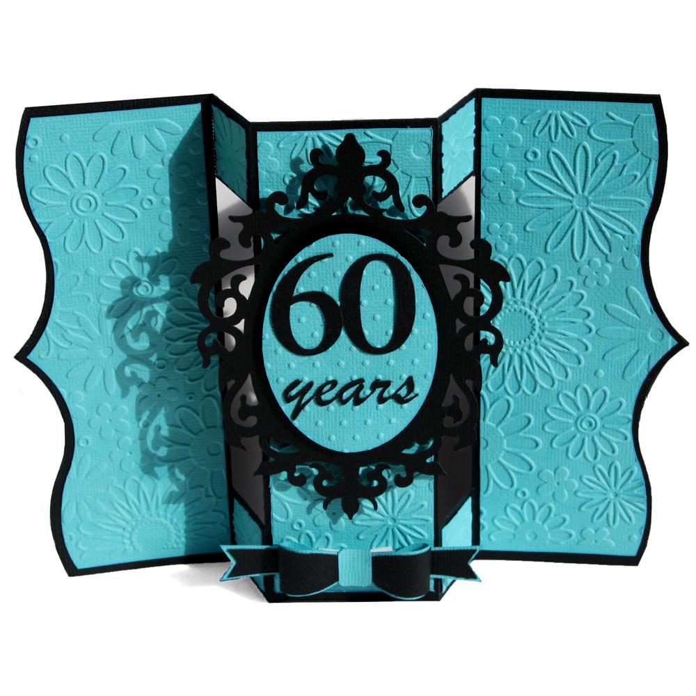 60th Shutter Card