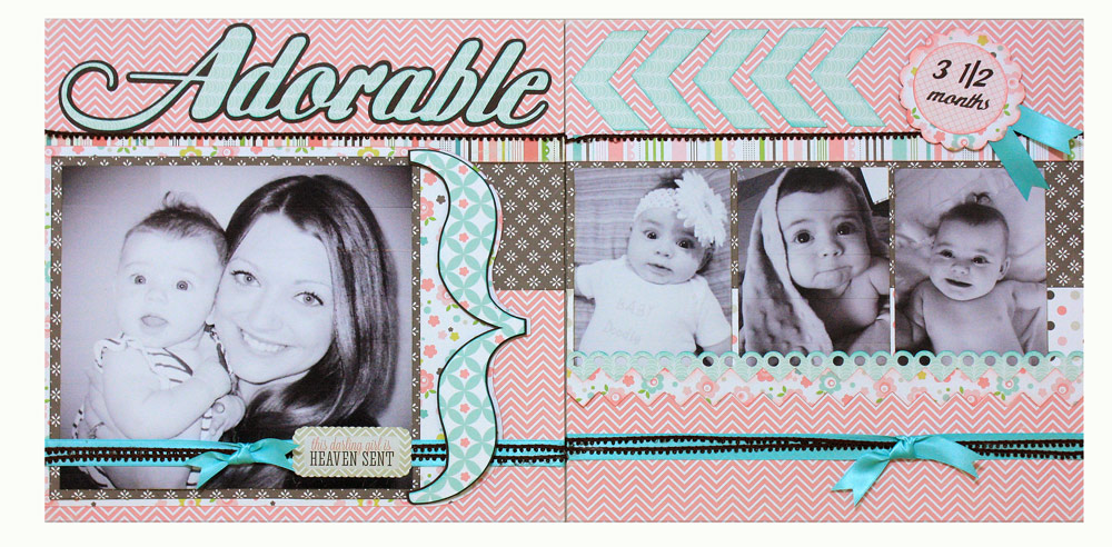 Adorable-Baby-Layout