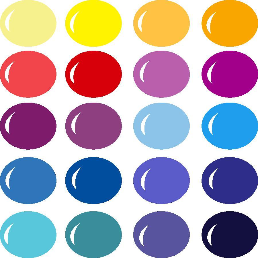 InVue Color Palette: Aladdin